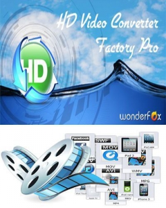 WonderFox HD Video Converter Factory Pro 10 RePack by 78Sergey [Ru]