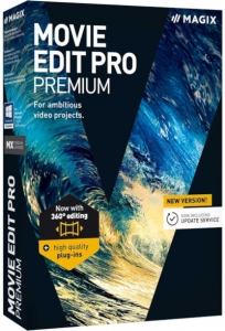 MAGIX Movie Edit Pro 2017 Premium 16.0.1.22 RePack by PooShock [Ru/En]