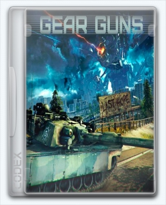 GEARGUNS - Tank offensive | License CODEX