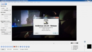 Avidemux 2.6.14 Final [Multi/Ru]