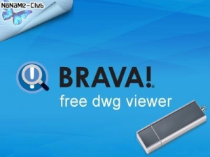 OpenText Brava! DWG Viewer 16.0.2.7 Portable by SunOK [En]