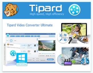 Tipard Video Converter Ultimate 10.1.10 RePack (& Portable) by TryRooM [Multi/Ru]