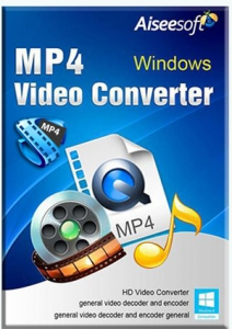 Aiseesoft MP4 Video Converter 8.2.10 RePack (& Portable) by TryRooM [Multi/Ru]