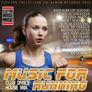 VA - Music For Running Club House Mix