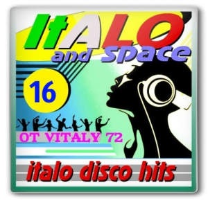 VA - SpaceSynth & ItaloDisco Hits - 16