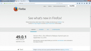 Mozilla Firefox 49.0.1 Final Portable by PortableApps [Ru]