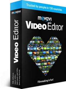Movavi Video Editor 12.0.0 RePack by KpoJIuK [Multi/Ru]
