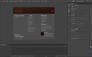 Adobe Animate CC 2015.2 15.2.1.95 RePack by KpoJIuK [Multi/Ru]