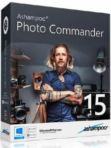 Ashampoo Photo Commander 15.0.0 Portable by punsh [Ru/En]