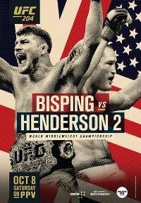 Смешанные единоборства - UFC 204: Bisping vs. Henderson II