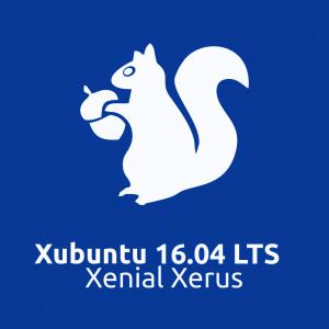 Xubuntu 16.04 LTS (Xenial Xerus) by Lazarus [64-bit] (1xDVD)
