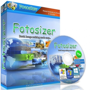 Fotosizer Professional Edition 2.9.0.548 RePack (& Portable) by TryRooM [Multi/Ru]