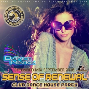 VA - Sense Of Renewal: Club House Party