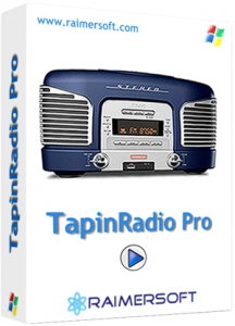 TapinRadio Pro 1.72.7 Portable by PortableAppC (09.10.2016) [Multi/Ru]