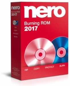 Nero Burning ROM 2017 18.0.00900 Retail [Multi/Ru]