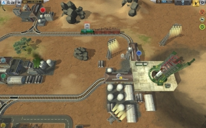 (Linux) Train Valley