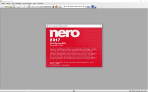 Nero Burning ROM 2017 18.0.00900 RePack by KpoJIuK [Multi/Ru]