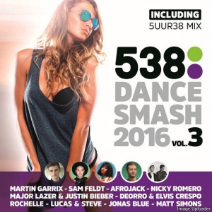 VA - 538 Dance Smash 2016 Vol. 3