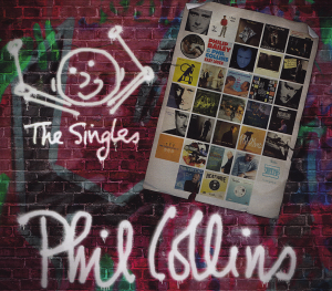 Phil Collins - The Singles [3CD Deluxe Edition]