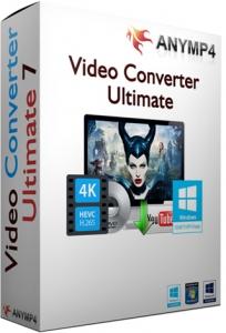 AnyMP4 Video Converter Ultimate 7.2.56 RePack (& Portable) by TryRooM [Multi/Ru]