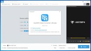 AnyMP4 Video Converter Ultimate 7.2.60 RePack (& Portable) by TryRooM [Multi/Ru]