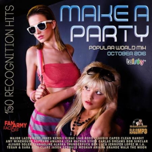 VA - Make A Party: Popular World Mix