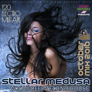 VA - Stellar Medusa: Vocal Deep House October Mix