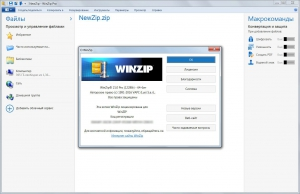 WinZip Pro 21.0 Build 12288 Final RePack by D!akov [Ru/En]