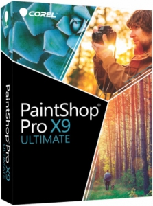 Corel PaintShop Pro X9 Ultimate 19.1.0.29 + Content [Multi/Ru]