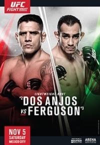 Смешанные единоборства - UFC Fight Night 98: dos Anjos vs. Ferguson