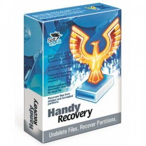 Handy Recovery 5.5 RePack (& Portable) by Trovel [Ru/En]