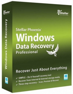 Stellar Phoenix Windows Data Recovery Professional 6.0.0.1 от 21.10.2016 RePack by 78Sergey [Ru]