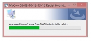 Microsoft Visual C++ 2005-2008-2010-2012-2013-2015 Redistributable Package Hybrid x86 & x64 (сборка от 03.11.2016) [Ru]