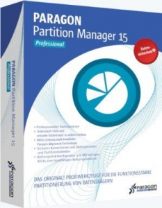 Paragon Partition Manager 15 Professional 10.1.25.779 RePack by D!akov [En]