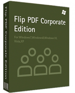 Flip PDF Corporate Edition 2.4.6 RePack (& Portable) by TryRooM [Multi/Ru]