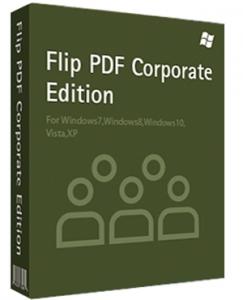 Flip PDF Corporate Edition 2.4.9.29 RePack (& Portable) by TryRooM [Multi/Ru]