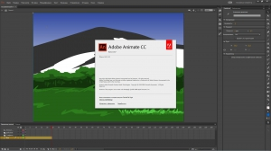 Adobe Animate CC 2017 16.0.0.112 RePack by D!akov [Multi/Ru]