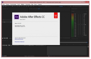 Adobe After Effects CC 2017.0 14.0.0.207 RePack by PooShock [Multi/Ru]