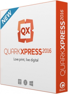 QuarkXPress 2016 12.2