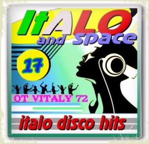 VA - SpaceSynth & ItaloDisco Hits - 17 от Vitaly 72