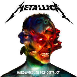 Metallica - Hardwired…To Self-Destruct [3CD Limited Deluxe Edition]