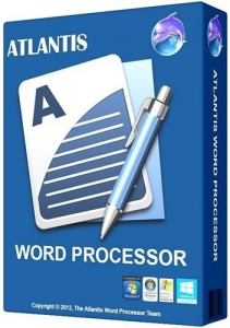 Atlantis Word Processor 2.0.3.0 Portable by Sitego [Ru/En]