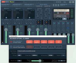 VB-Audio VoiceMeeter Banana 2.0.3.1 [En]