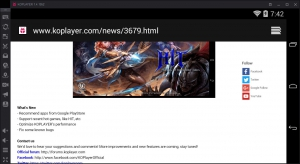 Koplayer 1.4.1052 Beta [Multi]