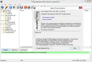 Proxy Switcher PRO 5.18.0.7289 Portable by sashamitr94 [En]