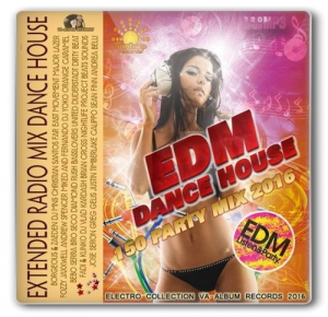VA - EDM Dance House: Extended Mix