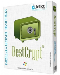 BestCrypt Volume Encryption 3.72.01 [Multi/Ru]
