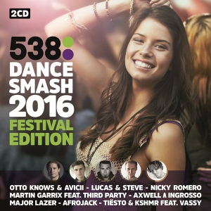 VA - 538 Dance Smash 2016 Festival Edition (2CD)