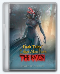 Dark Tales 10: Edgar Allan Poe's The Raven