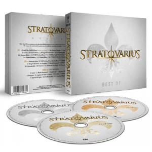 Stratovarius - Best Of (Limited Edition) (3CD)
